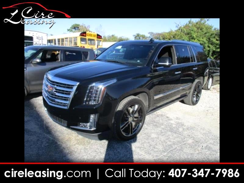 2016 Cadillac Escalade Platinum 2WD