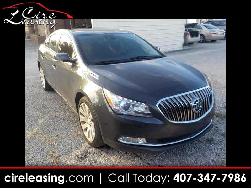 Buick LaCrosse Premium Package 1, w/Leather AWD 2015