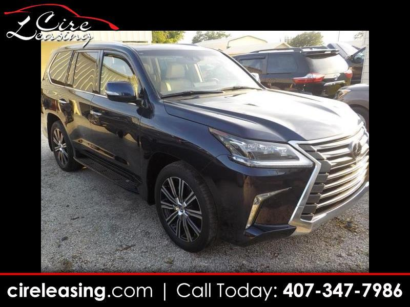 Lexus LX 570 Three-Row 2019