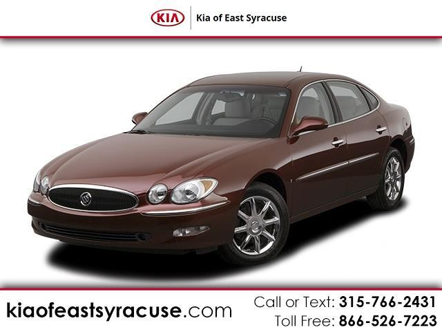 2007 Buick LaCrosse 4dr Sdn CXL