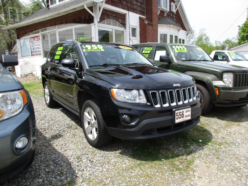 2012 Jeep Compass Sport 4WD