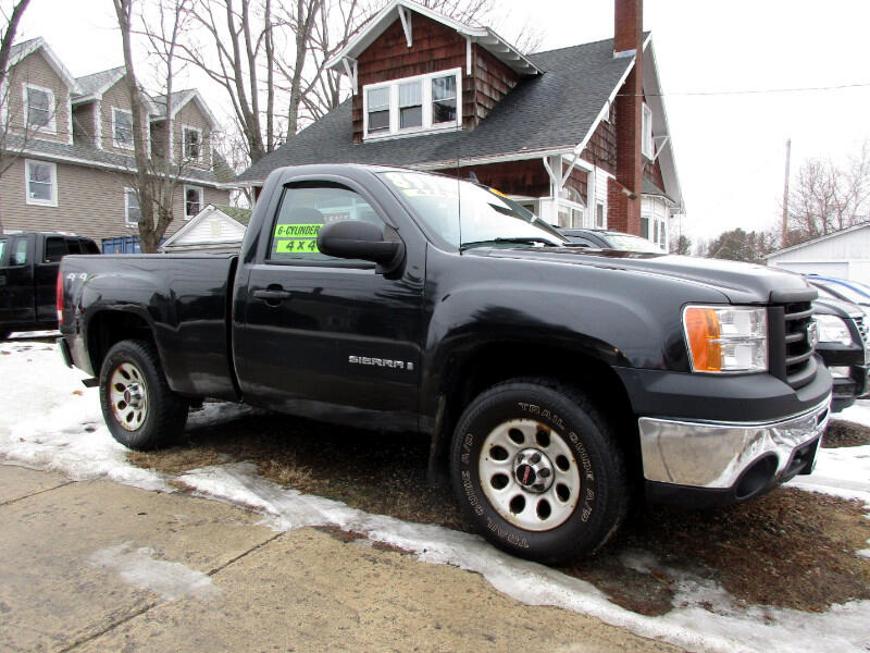 GMC Sierra 1500 Work Truck Std. Box 4WD 2009