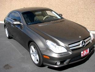 2011 Mercedes-Benz CLS-Class CLS 550