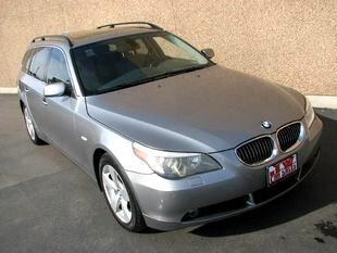 2007 BMW 5-Series Sport Wagon 530xiT