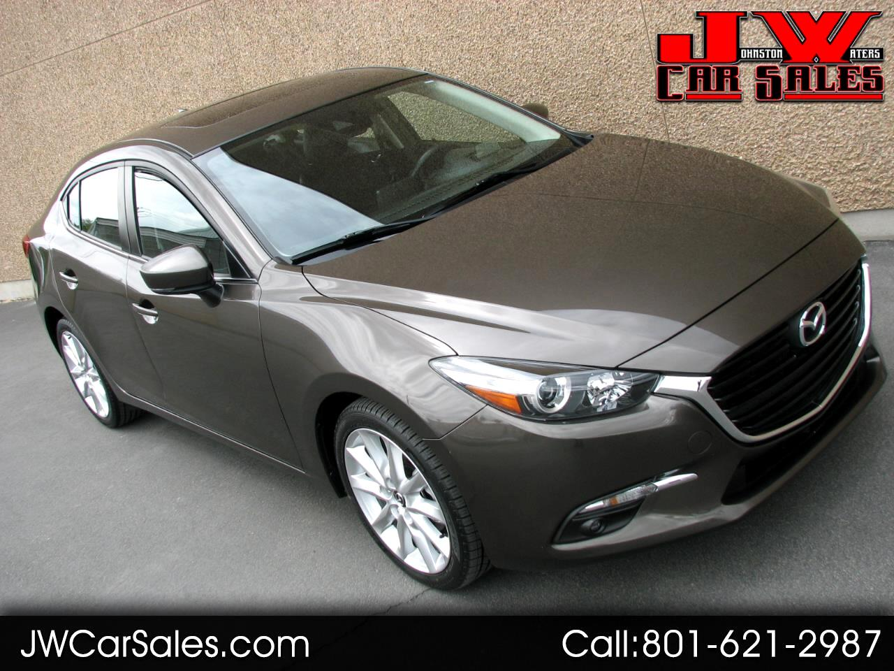 Mazda MAZDA3 s Grand Touring AT 4-Door 2017