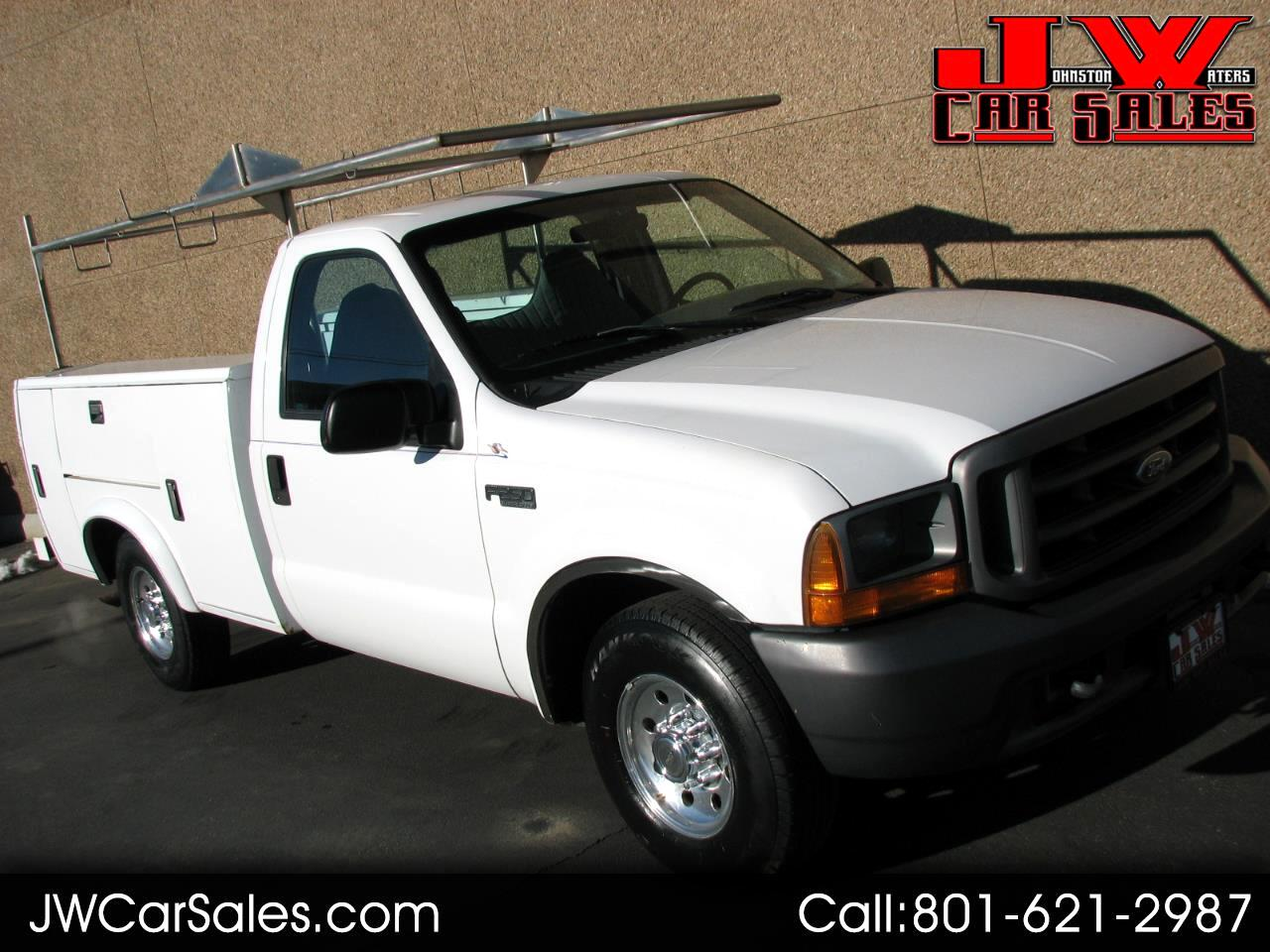Ford F-250 SD XL 2WD 1999