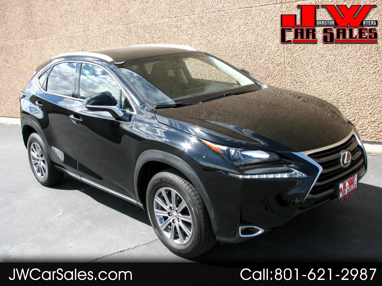 Lexus NX NX Turbo AWD 2017