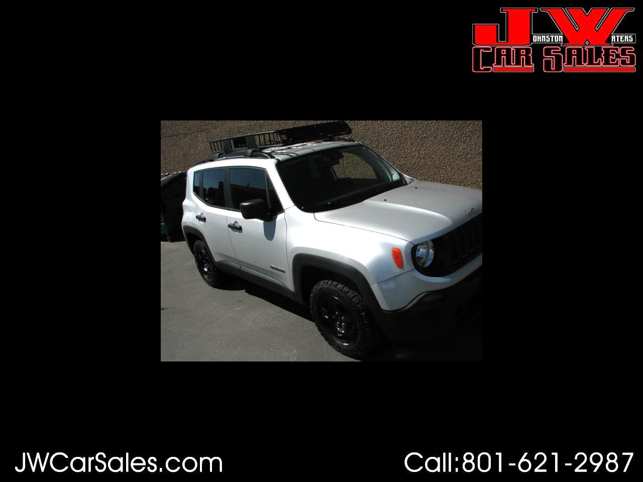 Jeep Renegade Sport 4x4 2017
