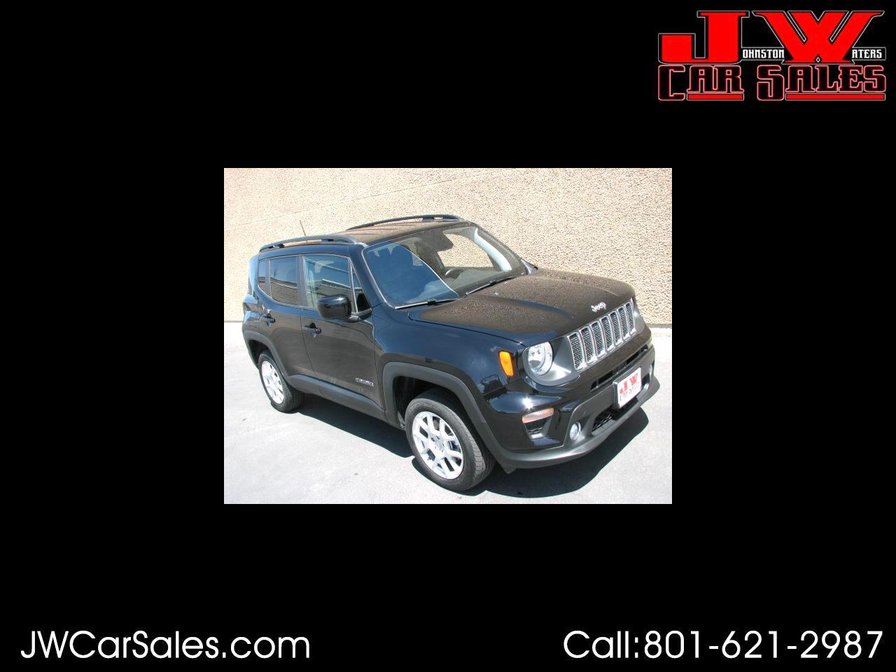 Jeep Renegade Latitude 4x4 2019