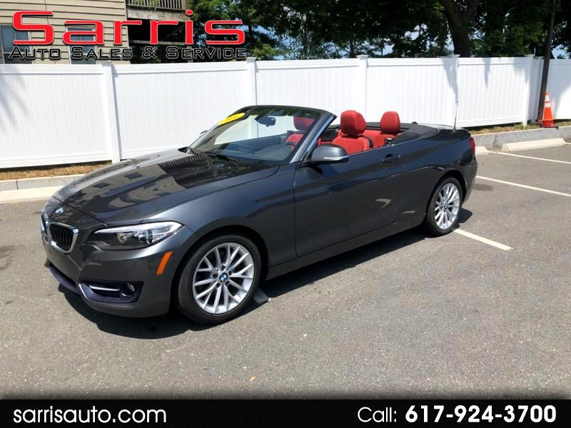 2016 BMW 2-Series 228xi Convertible