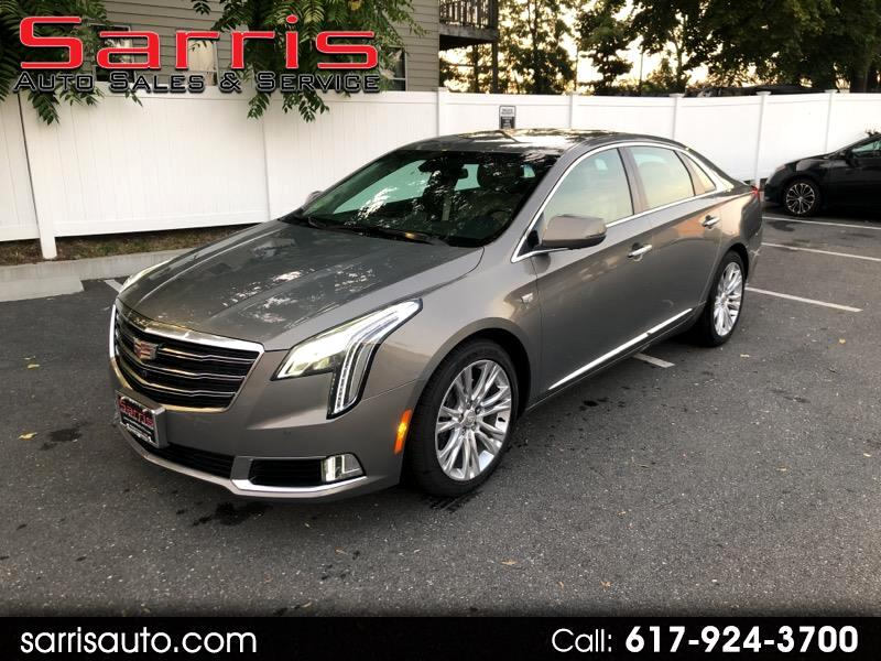 2018 Cadillac XTS 4dr Sdn Luxury Collection AWD