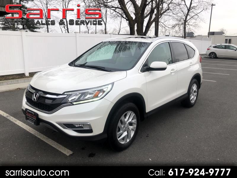 Honda CR-V EX-L AWD with Navigation 2016