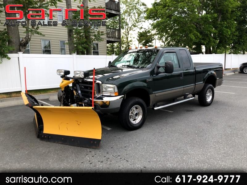 Ford F-350 SD Lariat SuperCab 4WD 2003