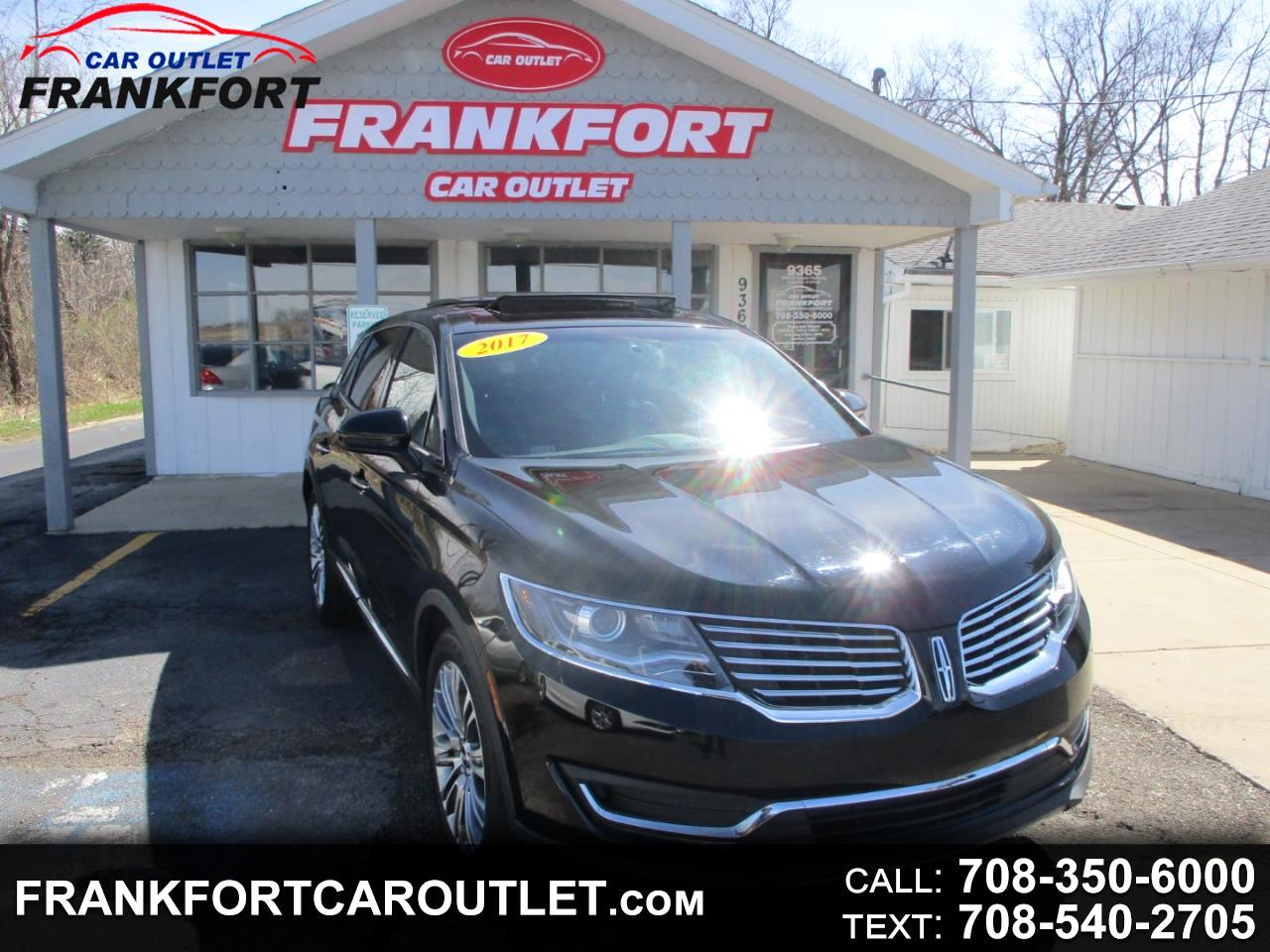Lincoln MKX Reserve 2017