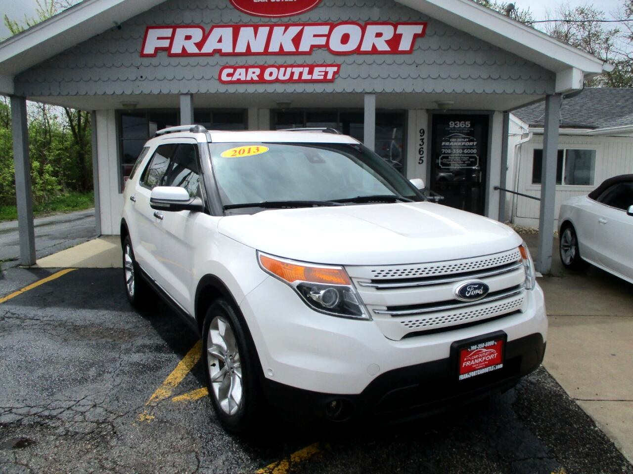 "2013 Ford Explorer 4dr 114"" WB Limited 4WD"
