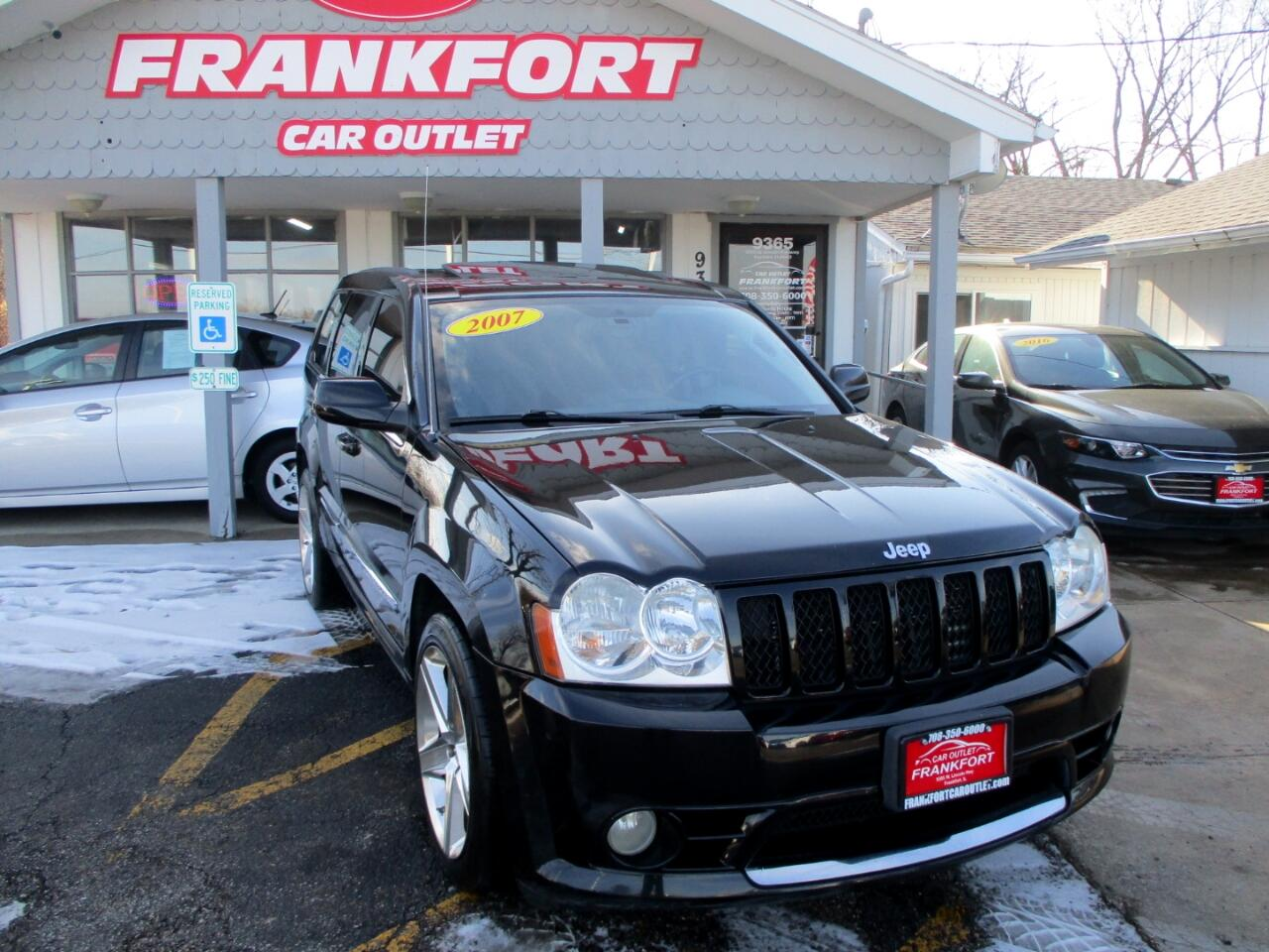 2007 Jeep Grand Cherokee SRT-8