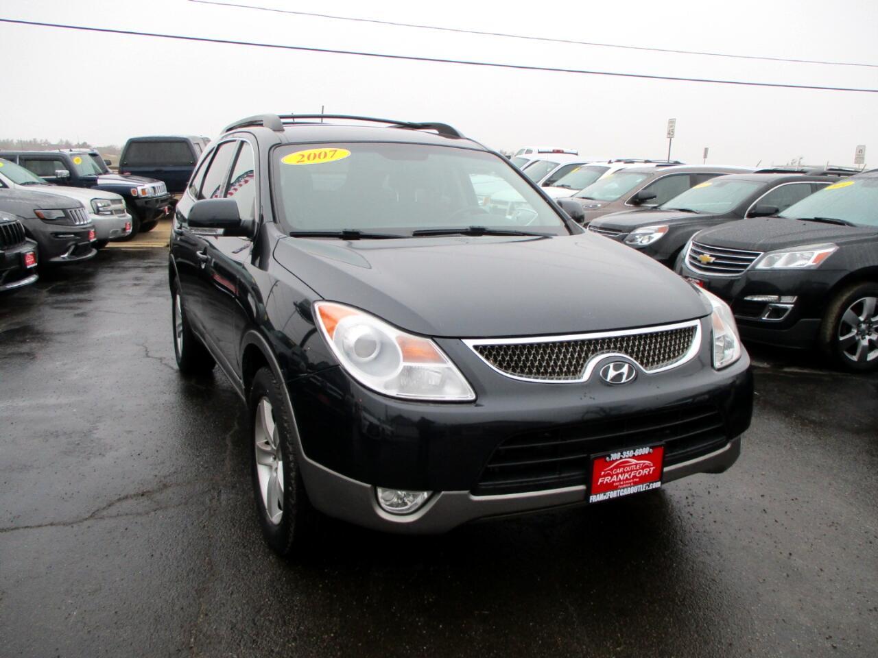 Hyundai Veracruz GLS 2007