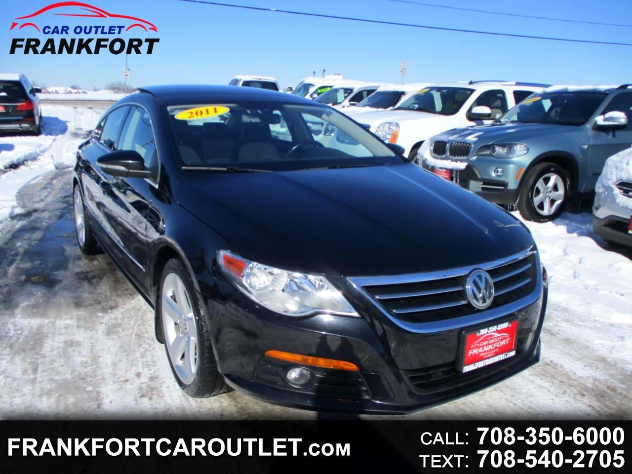 Volkswagen CC Luxury 2011