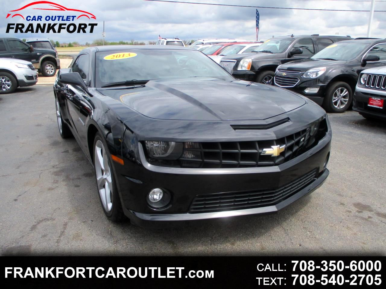Chevrolet Camaro 2SS Coupe 2013