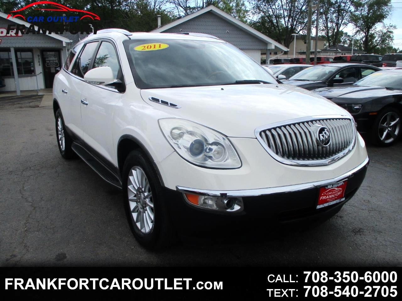 Buick Enclave FWD 4dr CXL-1 2011