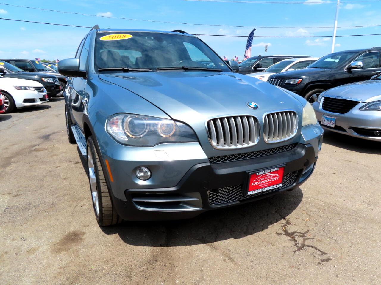 BMW X5 AWD 4dr 4.8i 2008