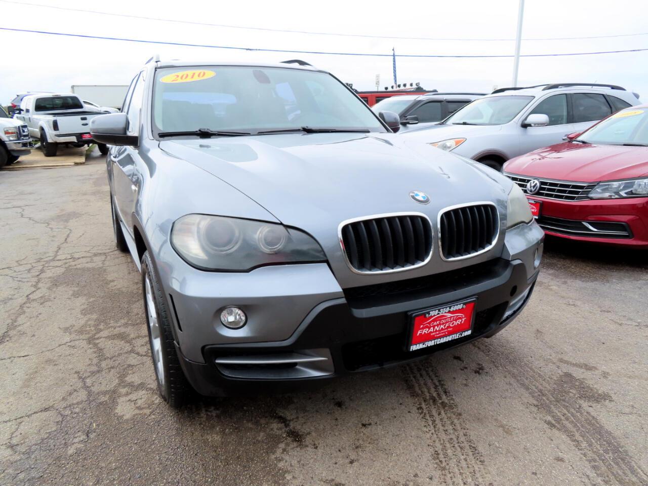 BMW X5 AWD 4dr 30i 2010
