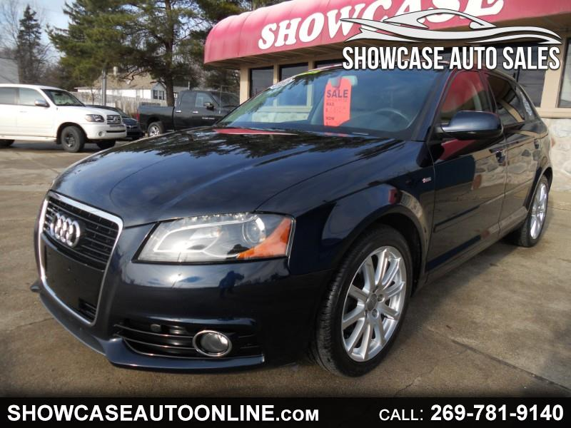 Audi A3 2.0 TDI Clean Diesel with S tronic 2011