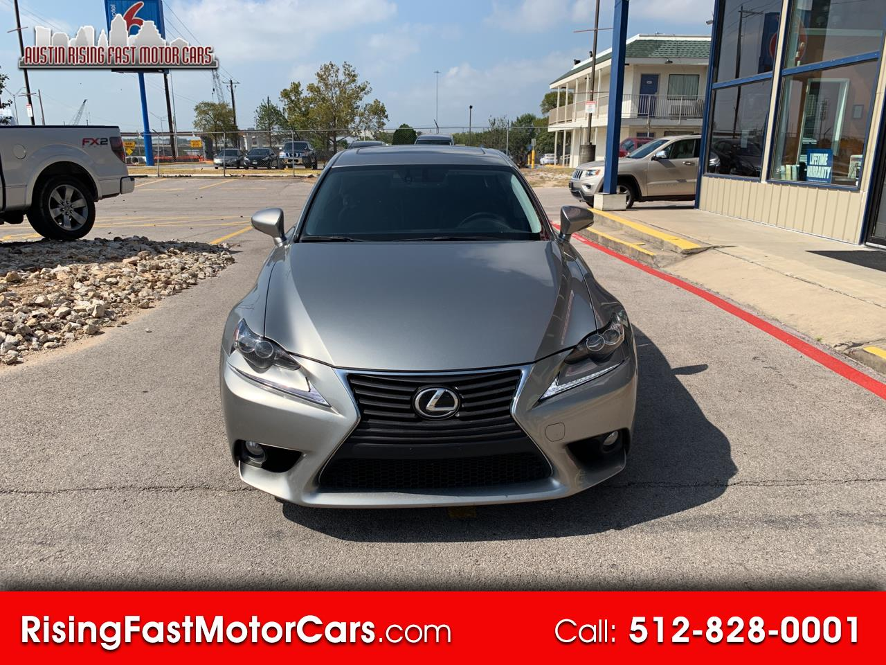2014 Lexus IS IS 250 AWD