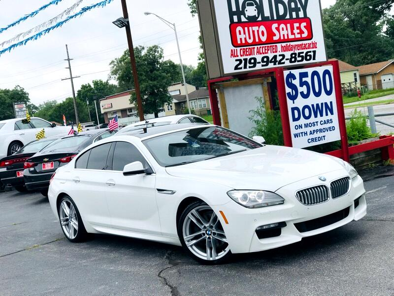 2013 BMW 6-Series I