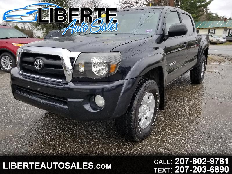 2007 Toyota Tacoma TRD Off Road Double Cab 5' Bed V6 4x4 AT (Natl)