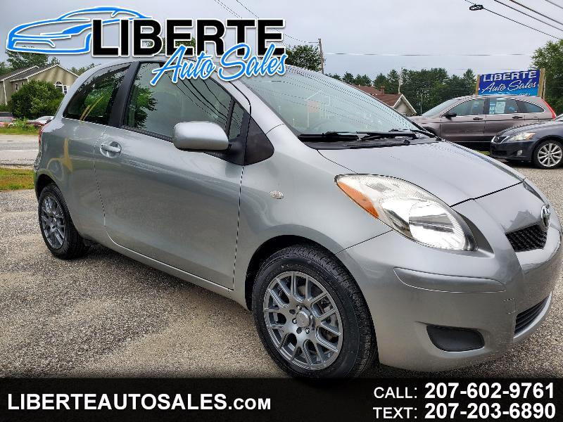 2011 Toyota Yaris 3-Door Liftback