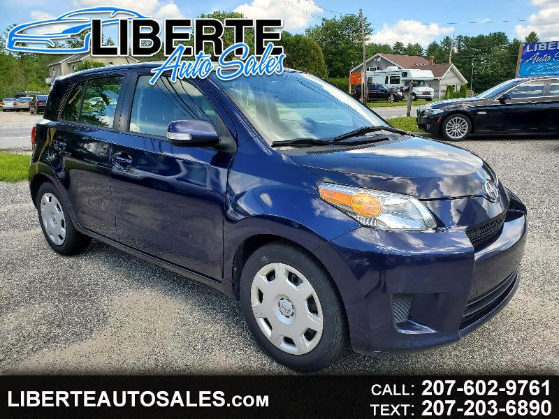 2009 Scion xD 5-Door Hatchback 4-Spd AT
