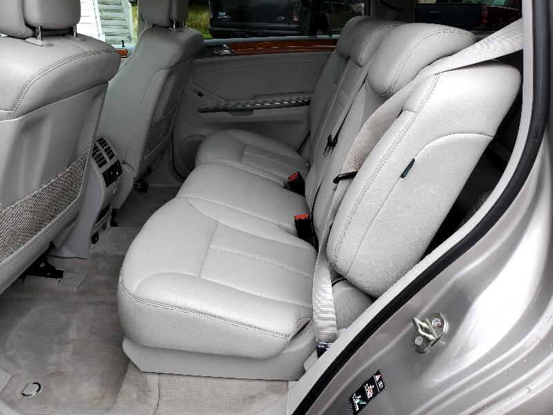 2007 Mercedes-Benz GL-Class GL450