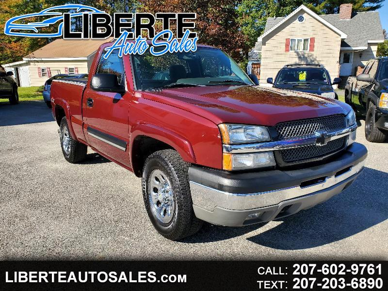 2004 Chevrolet Silverado 1500 LS Short Bed 4WD