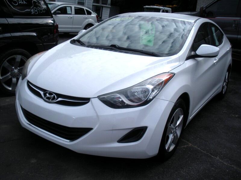 2011 Hyundai Elantra Limited