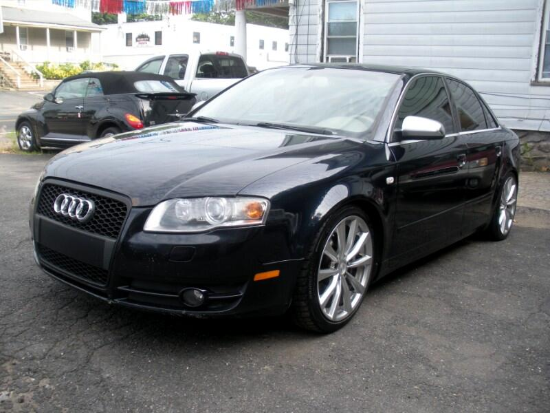 2007 Audi A4 3.2 quattro with Tiptronic
