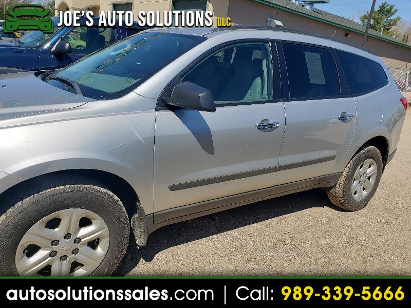 Chevrolet Traverse LS AWD 2012