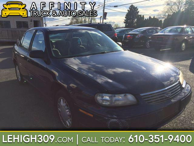 2000 Chevrolet Malibu Base for sale VIN: 1G1ND52J8Y6341810