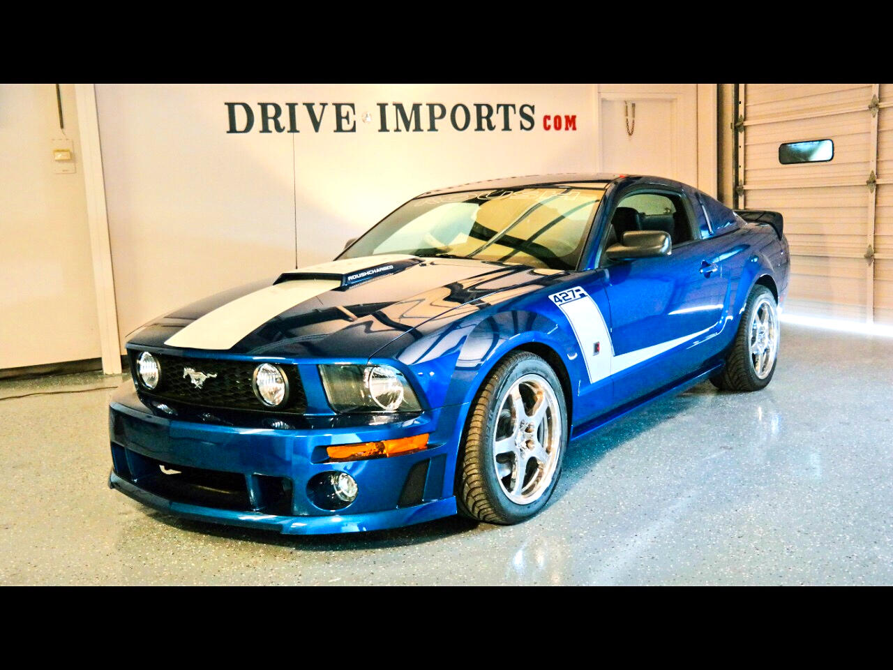 Ford Mustang 427-R Roush 2008