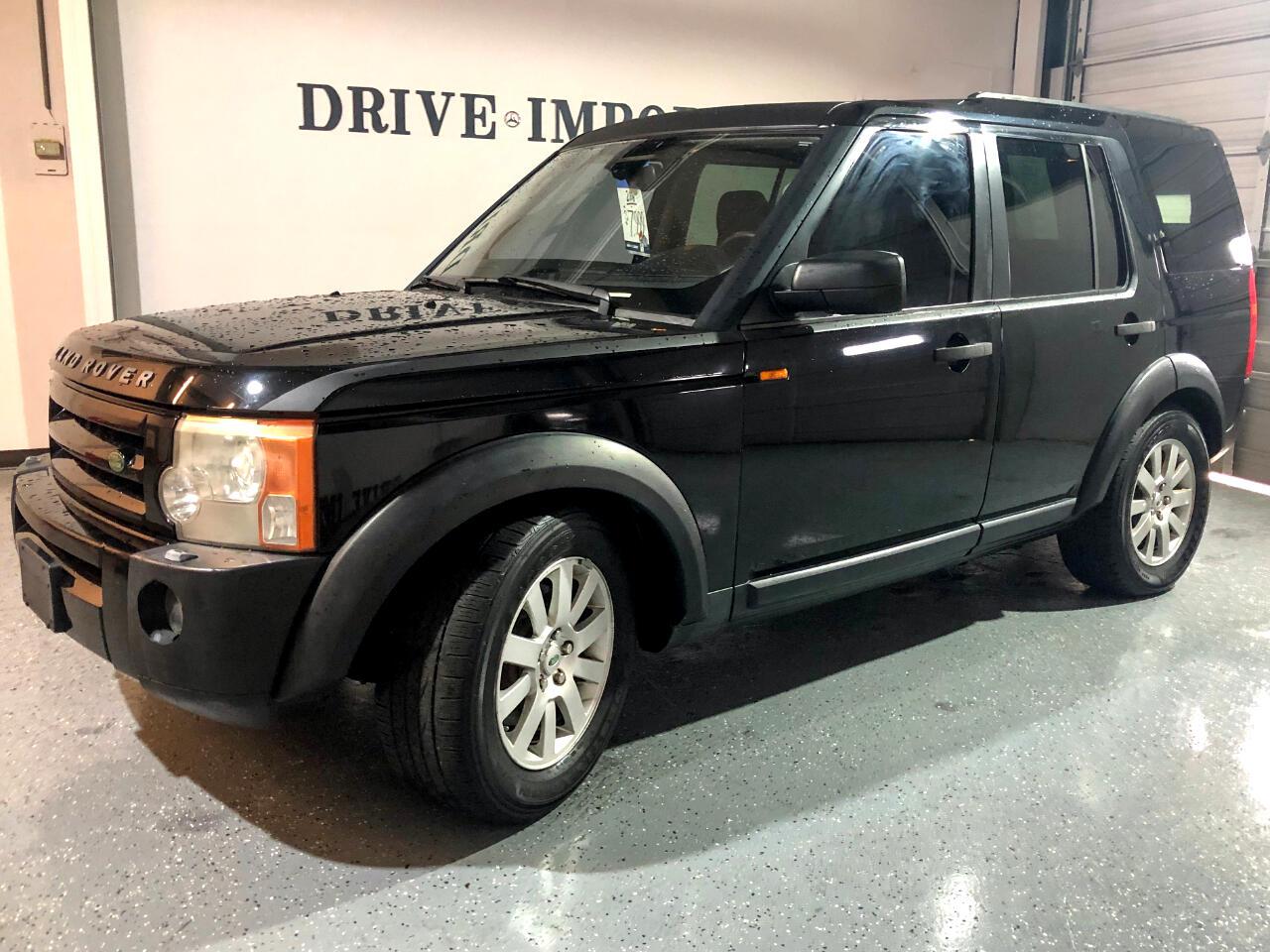 Land Rover LR3 SE 2006