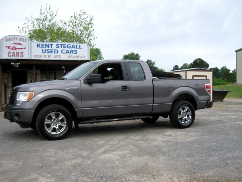 2014 Ford F-150 STX SuperCab Short Box 4WD
