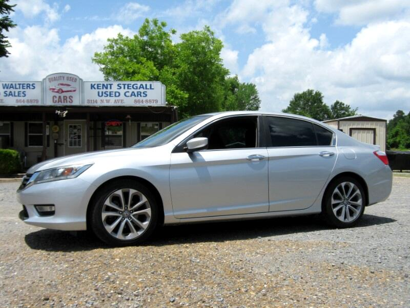 2013 Honda Accord SPORT EX-L