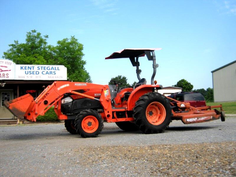 2012 Kubota Tractor