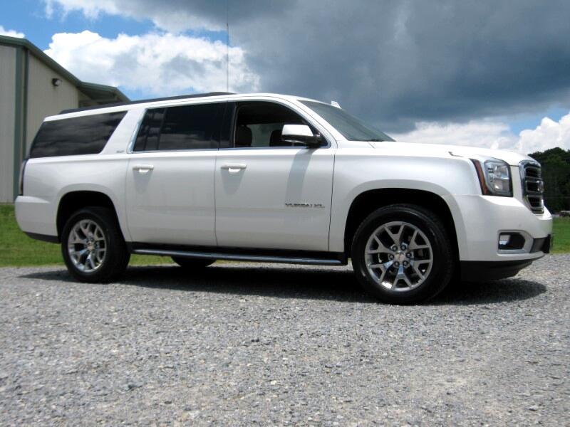 2015 GMC Yukon XL 1500 4WD SLE