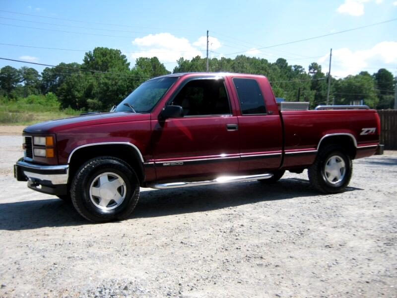 1996 GMC Sierra C/K 1500 Club Coupe 6.5-ft. Bed 4WD