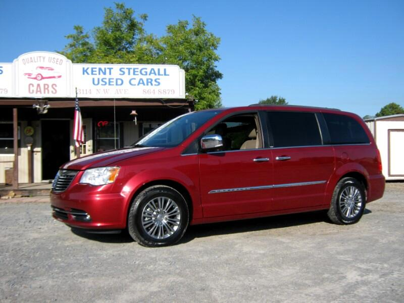 2014 Chrysler Town & Country Touring Edition