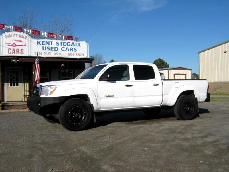 Toyota Tacoma Double Cab Long Bed V6 Automatic 4WD 2005