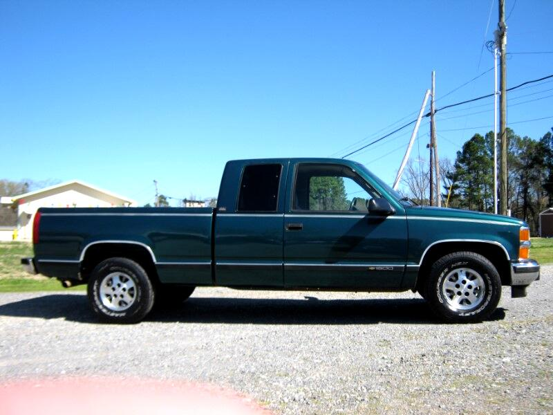 Chevrolet C/K 1500 Ext. Cab 6.5-ft. Bed 2WD 1995