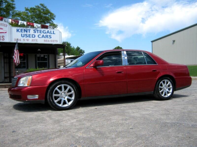 Cadillac DeVille Sedan 2004