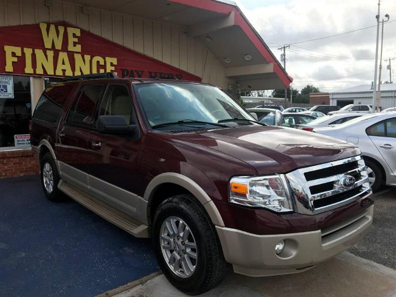 2009 Ford Expedition EL Eddie Bauer 2WD